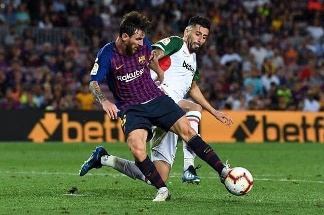 Soi kèo Deportivo Alavés vs Barcelona, 20/7/2020