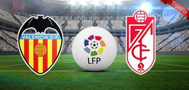 Soi keo Granada vs Valencia, 05/7/2020