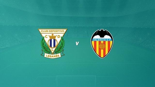 Soi keo Leganes vs Valencia, 12/7/2020