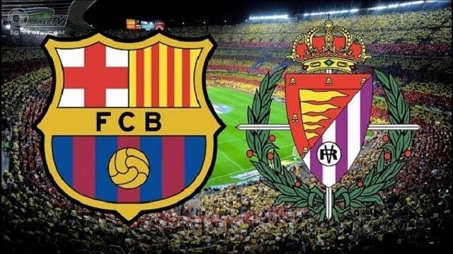 Soi keo Real Valladolid vs Barcelona, 12/7/2020
