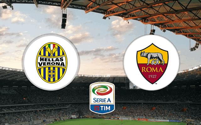Soi keo Roma vs Hellas Verona, 16/7/2020