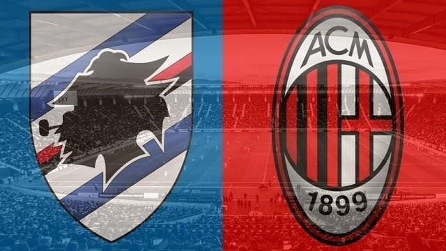 Soi keo Sampdoria vs AC Milan, 29/7/2020
