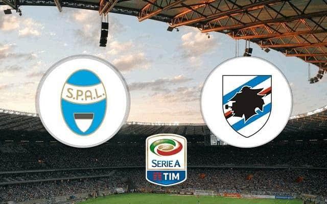 Soi keo Sampdoria vs SPAL, 06/7/2020