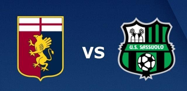 Soi keo Sassuolo vs Genoa, 29/7/2020