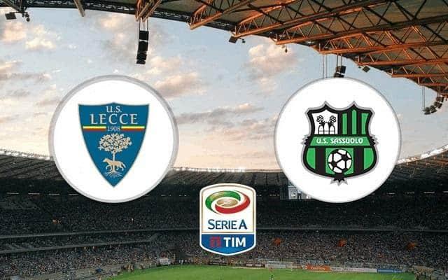 Soi keo Sassuolo vs Lecce, 05/7/2020