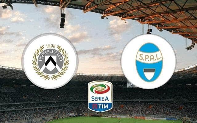 Soi keo SPAL vs Udinese, 10/7/2020