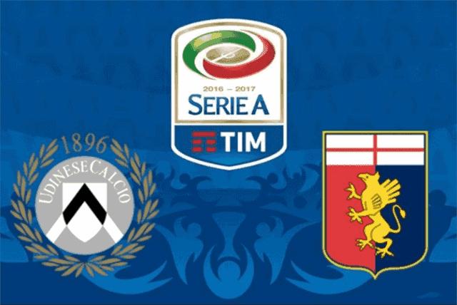 Soi keo Udinese vs Genoa, 06/7/2020