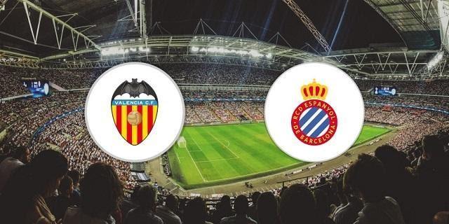 Soi keo Valencia vs Espanyol, 17/7/2020