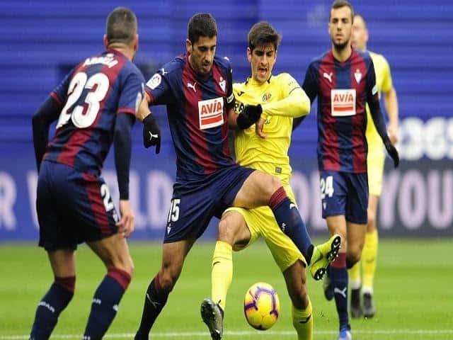 Soi kèo Villarreal vs Eibar, 20/7/2020