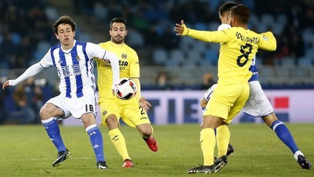 Soi keo Villarreal vs Real Sociedad, 12/7/2020
