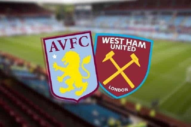 Soi keo West Ham United vs Aston Villa, 26/7/2020