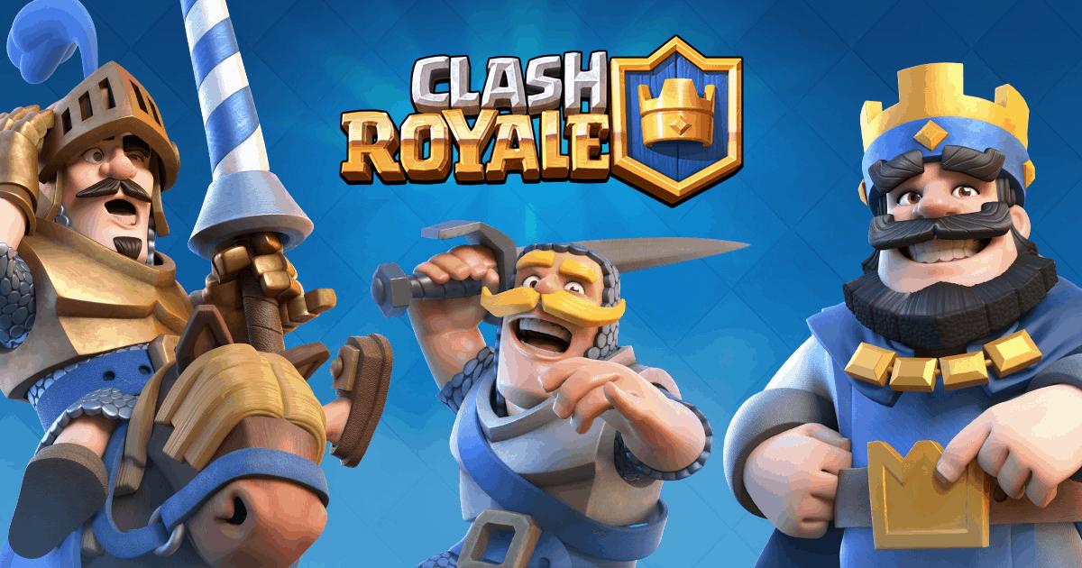 Các loại thẻ bài và cách sở hữu trong Clash Royale