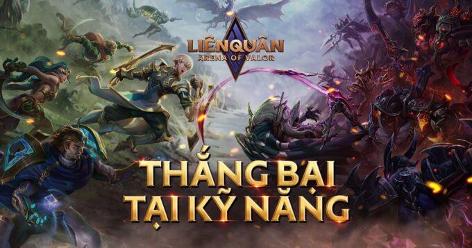 Cac thong tin can luu y cho nguoi choi khi tham gia Lien quan Mobile