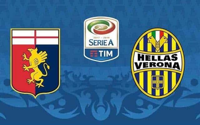Soi keo Genoa vs Hellas Verona, 02/8/2020