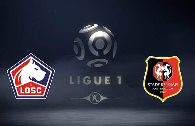 Soi keo Lille vs Rennes, 23/8/2020