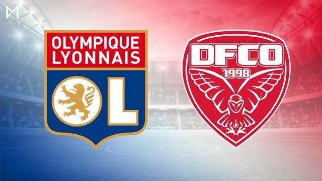 Soi keo Lyon vs Dijon, 29/8/2020