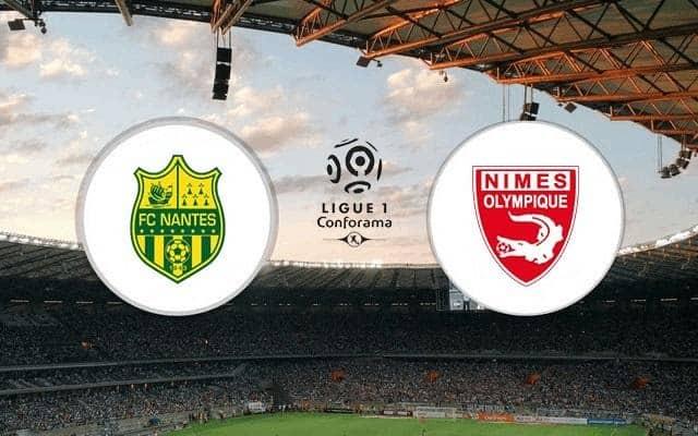 Soi keo Nantes vs Nimes, 30/8/2020