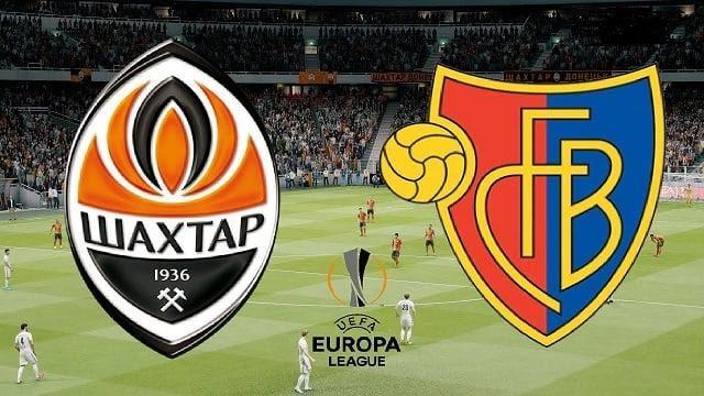 Soi keo Shakhtar Donetsk vs Basel, 12/08/2020