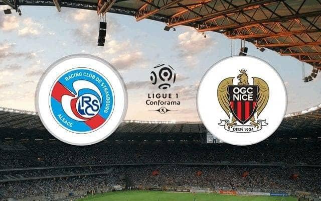 Soi keo Strasbourg vs Nice, 30/8/2020