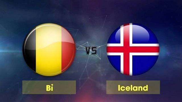 Soi kèo Bỉ vs Iceland, 09/09/2020