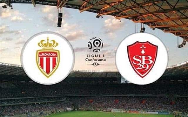 Soi kèo Brest vs Monaco, 04/10/2020