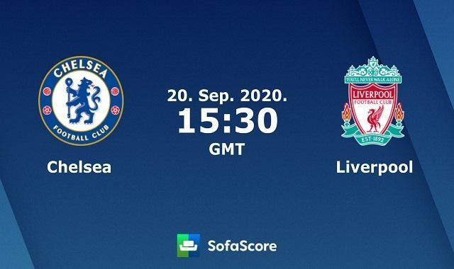 Soi keo Chelsea vs Liverpool, 19/9/2020
