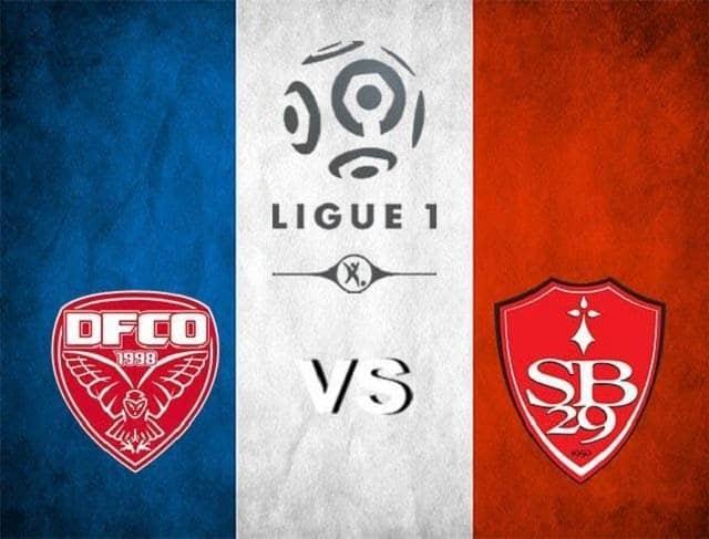 Soi keo Dijon vs Brest, 13/9/2020