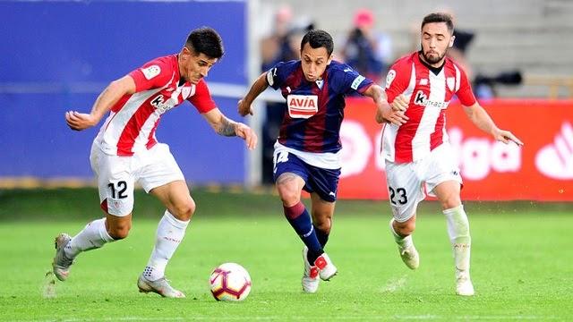 Soi keo Eibar vs Ath Bilbao, 27/9/2020