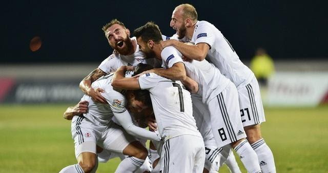 Soi kèo Georgia vs Bắc Macedonia, 08/09/2020