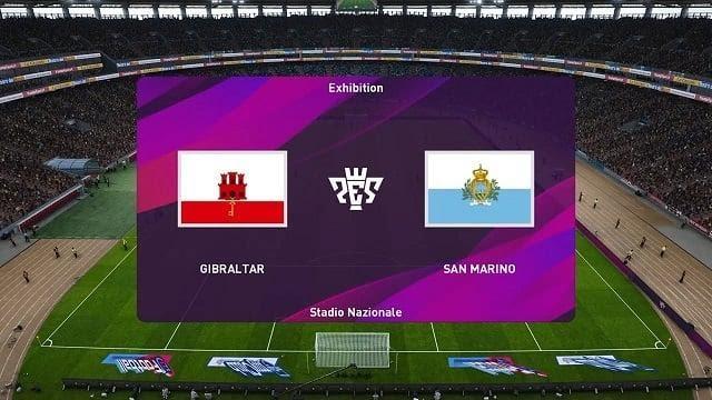 Soi keo Gibraltar vs San Marino, 05/09/2020