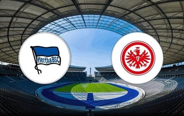 Soi keo Hertha BSC vs Eintracht Frankfurt, 27/9/2020