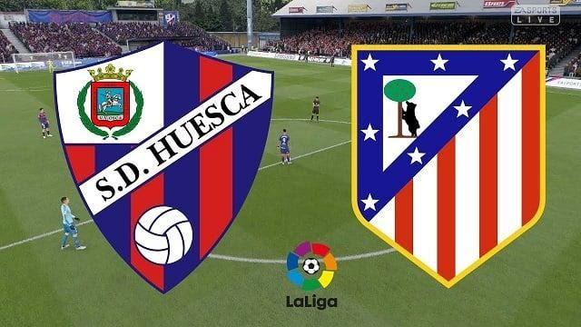 Soi keo Huesca vs Atl. Madrid, 30/9/2020