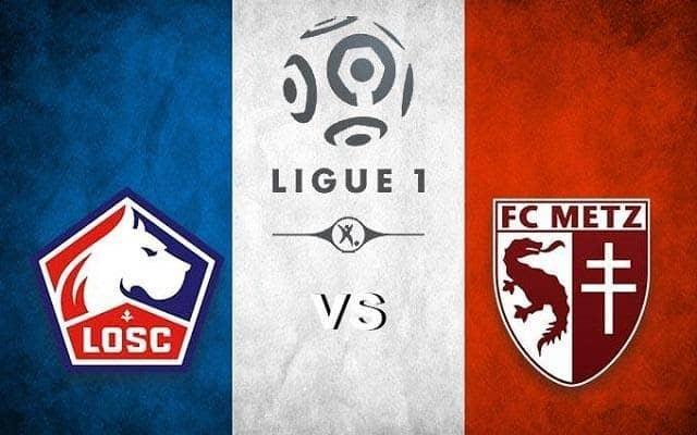 Soi keo Lille vs Metz, 13/9/2020