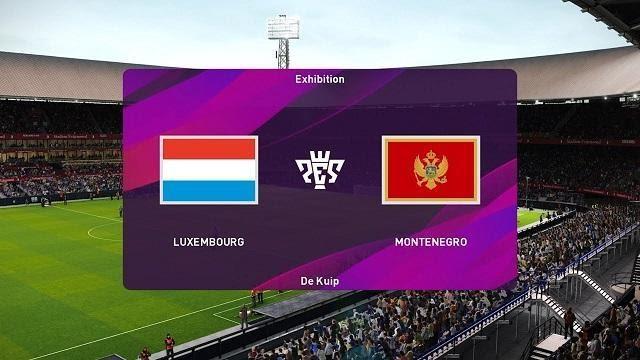 Soi kèo Luxembourg vs Montenegro, 09/09/2020