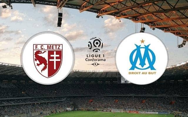 Soi kèo Olympique Marseille vs Metz, 27/9/2020