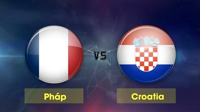 Soi kèo Pháp vs Croatia, 09/09/2020