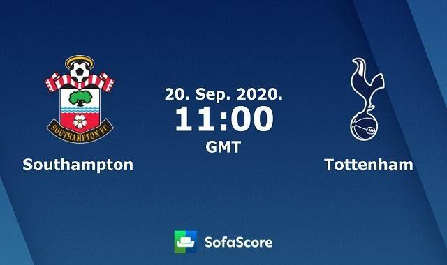 Soi keo Southampton vs Tottenham Hotspur , 19/9/2020