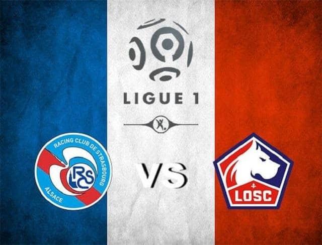 Soi kèo Strasbourg vs Lille, 04/10/2020