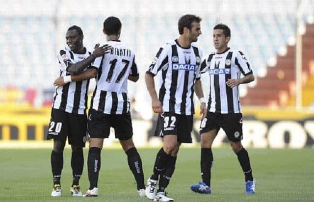 Soi keo Udinese vs Spezia, 20/9/2020