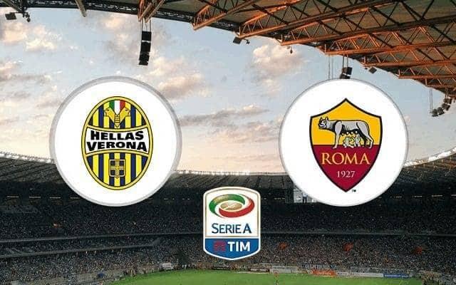 Soi keo Verona vs AS Roma, 20/9/2020
