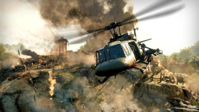 Tim hieu phuong tien di chuyen trong game Call Of Duty