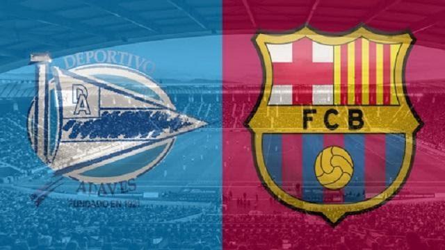Soi kèo Alaves vs Barcelona, 1/11/2020