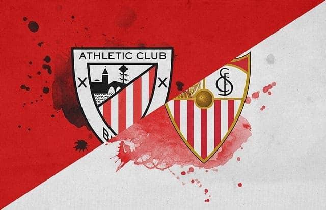 Soi keo Ath Bilbao vs Sevilla, 31/10/2020