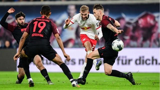 Soi keo Augsburg vs RB Leipzig, 17/10/2020