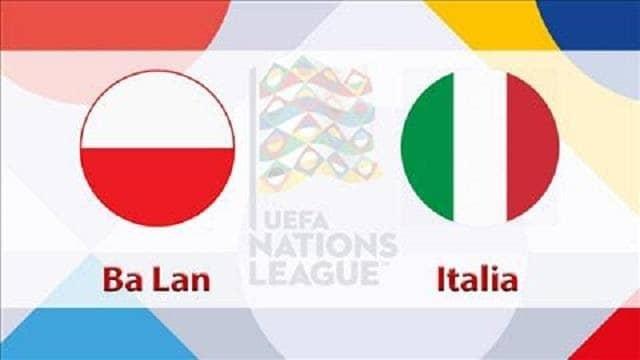 Soi keo Ba Lan vs Italia, 12/10/2020