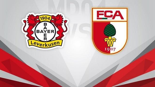 Soi kèo Bayer Leverkusen vs Augsburg, 27/10/2020
