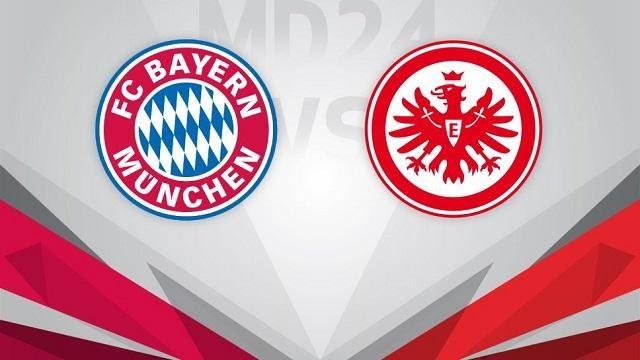 Soi keo Bayern Munich vs Eintracht Frankfurt, 24/10/2020