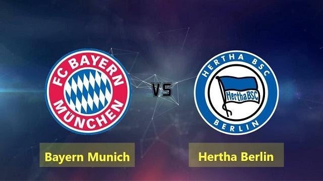 Soi koo Bayern Munich vs Hertha BSC, 3/10/2020