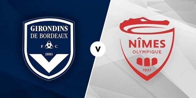 Soi keo Bordeaux vs Nîmes, 25/10/2020