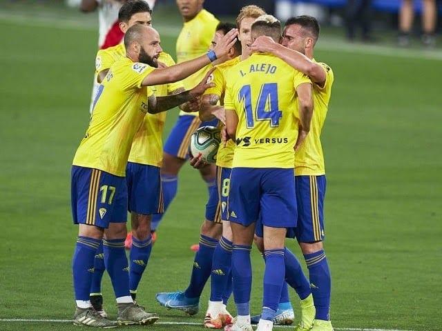 Soi keo Cadiz vs Villarreal, 25/10/2020